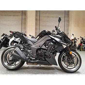 2011 Kawasaki Z1000 for sale 200662678