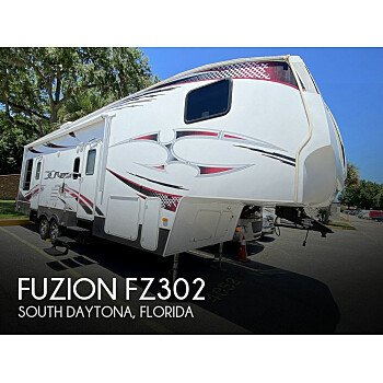 2011 Keystone Fuzion for sale 300316321