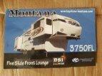 2011 Keystone Montana 3731FL for sale 300323725