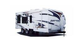 2011 Keystone Raptor 21FB specifications