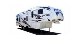 2011 Keystone Raptor 3602RL specifications