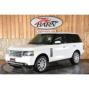 2011 Land Rover Range Rover Supercharged for sale 101089568