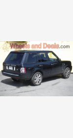 2011 Land Rover Range Rover HSE LUX for sale 101270415