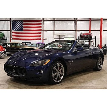 2011 Maserati GranTurismo Convertible for sale 101083104