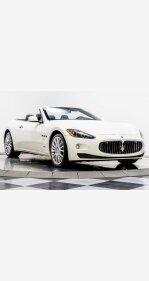 2011 Maserati GranTurismo for sale 101321420