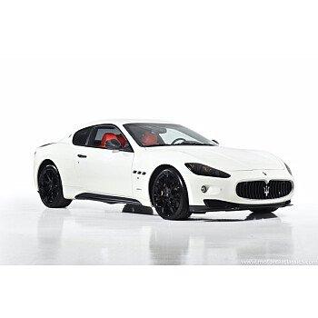2011 Maserati GranTurismo for sale 101432602
