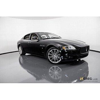 2011 Maserati Quattroporte for sale 101162551