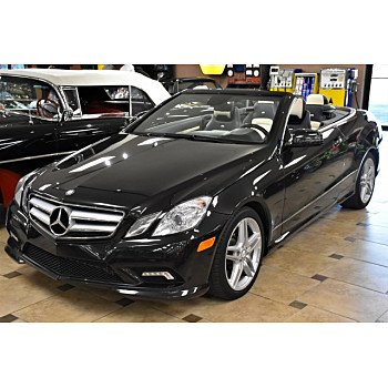 2011 Mercedes-Benz E550 Cabriolet for sale 101059632