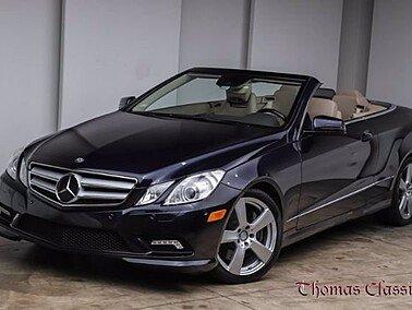 2011 Mercedes-Benz E550 for sale 101363617
