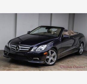 2011 Mercedes-Benz E550 for sale 101363617