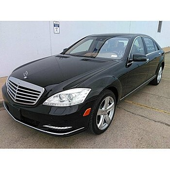 2011 Mercedes-Benz S550 4MATIC for sale 101223607