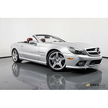 2011 Mercedes-Benz SL550 for sale 101176851