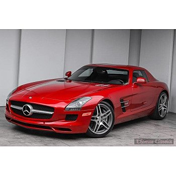 2011 Mercedes-Benz SLS AMG Coupe for sale 101104086