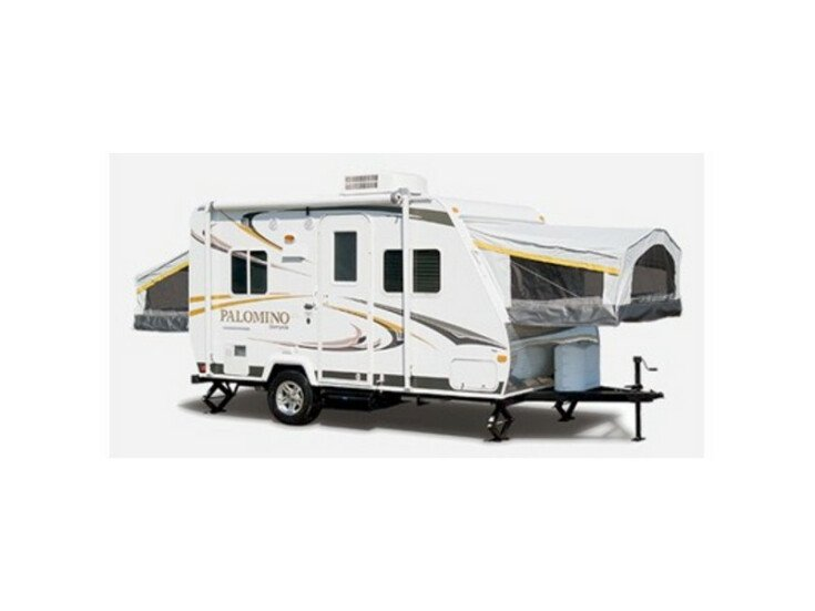 2011 Palomino Stampede S-216 specifications