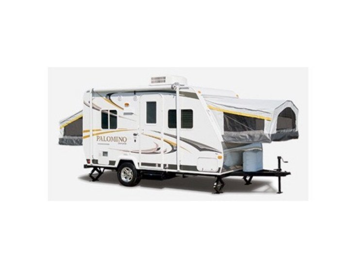 2011 Palomino Stampede S-238 specifications