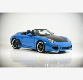 2011 Porsche 911 Cabriolet for sale 101003297