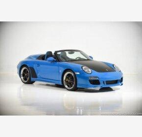 2011 Porsche 911 Cabriolet for sale 101003297