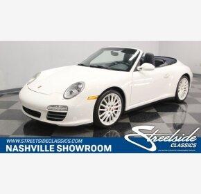 2011 Porsche 911 Cabriolet for sale 101123109