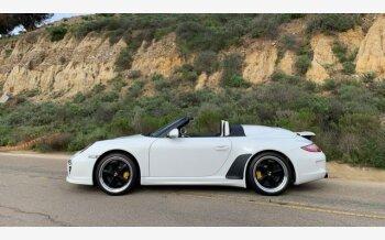 2011 Porsche 911 Cabriolet for sale 101208178