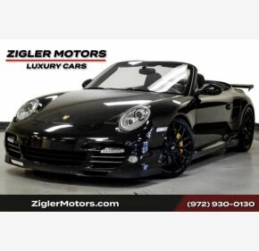 2011 Porsche 911 Cabriolet for sale 101299845