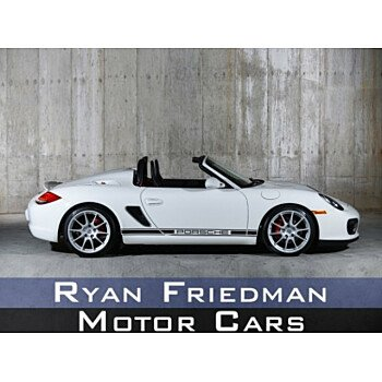 2011 Porsche Boxster Spyder for sale 101079273