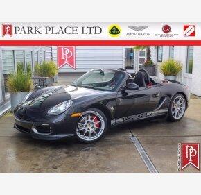 2011 Porsche Boxster Spyder for sale 101404119