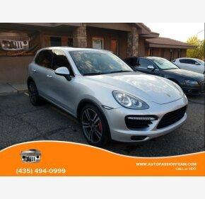 2011 Porsche Cayenne Turbo for sale 100981378