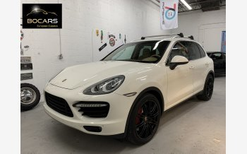 2011 Porsche Cayenne Turbo for sale 101429692
