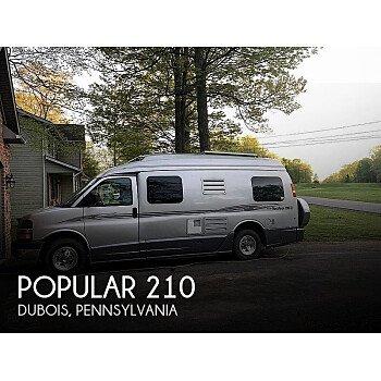 2011 Roadtrek Popular for sale 300317535
