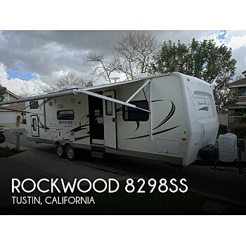 2011 Rockwood Signature Ultra Lite for sale 300291127