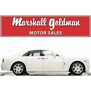 2011 Rolls-Royce Ghost for sale 101214301