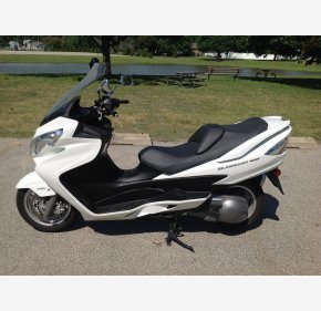 2011 Suzuki Burgman 400 for sale 200709905