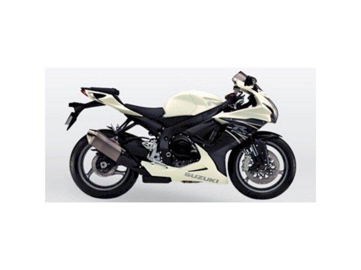 2011 Suzuki GSX-R1000 600 specifications