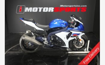 2011 Suzuki GSX-R1000 for sale 200612481