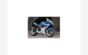 2011 Suzuki GSX-R600 for sale 200355231