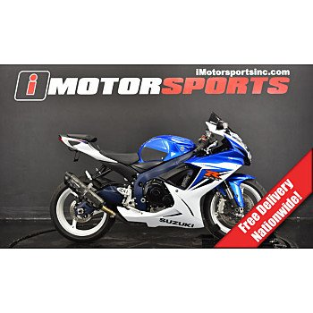 2011 Suzuki GSX-R600 for sale 200699162