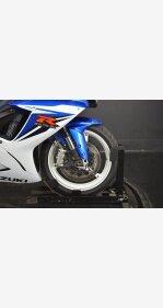 2011 Suzuki GSX-R600 for sale 200674713
