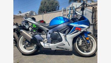 2011 Suzuki GSX-R600 for sale 200718396