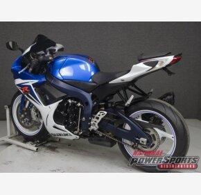 2011 Suzuki GSX-R600 for sale 200821309