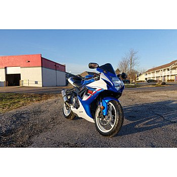2011 Suzuki GSX-R600 for sale 200853799