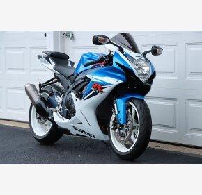 2011 Suzuki GSX-R600 for sale 201037920