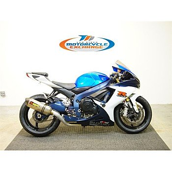 2011 Suzuki GSX-R750 for sale 200648027