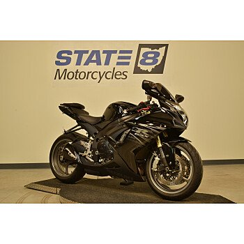 2011 Suzuki GSX-R750 for sale 200664648