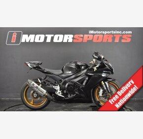 2011 Suzuki GSX-R750 for sale 200711546