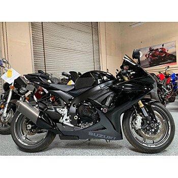 2011 Suzuki GSX-R750 for sale 200813809