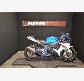 2011 Suzuki GSX-R750 for sale 200839081