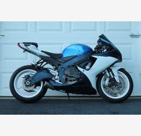 2011 Suzuki GSX-R750 for sale 200873398