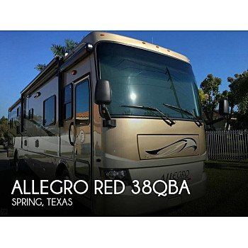 2011 Tiffin Allegro Red for sale 300182320