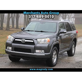 2011 Toyota 4Runner 4WD for sale 101269185