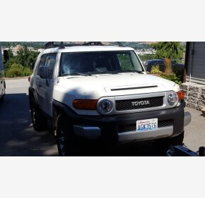 2011 Toyota FJ Cruiser 4WD for sale 100781618